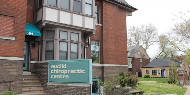 Euclid Chiropractic Center Central West End